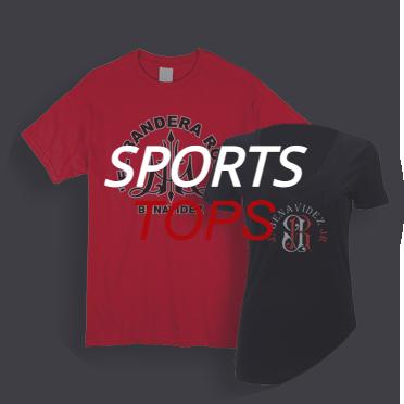 Benavidez Sports Tops